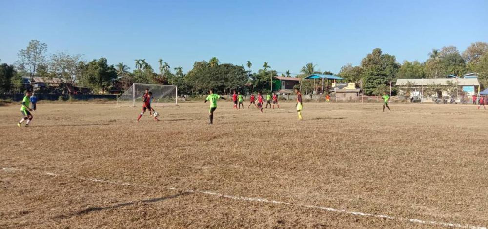 ဘာသာရပ်ပေါင်းစုံဘောလုံးပြိုင်ပွဲ